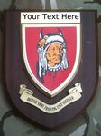 BATUS British Trainin Suffield Personalised Military Wall Plaque